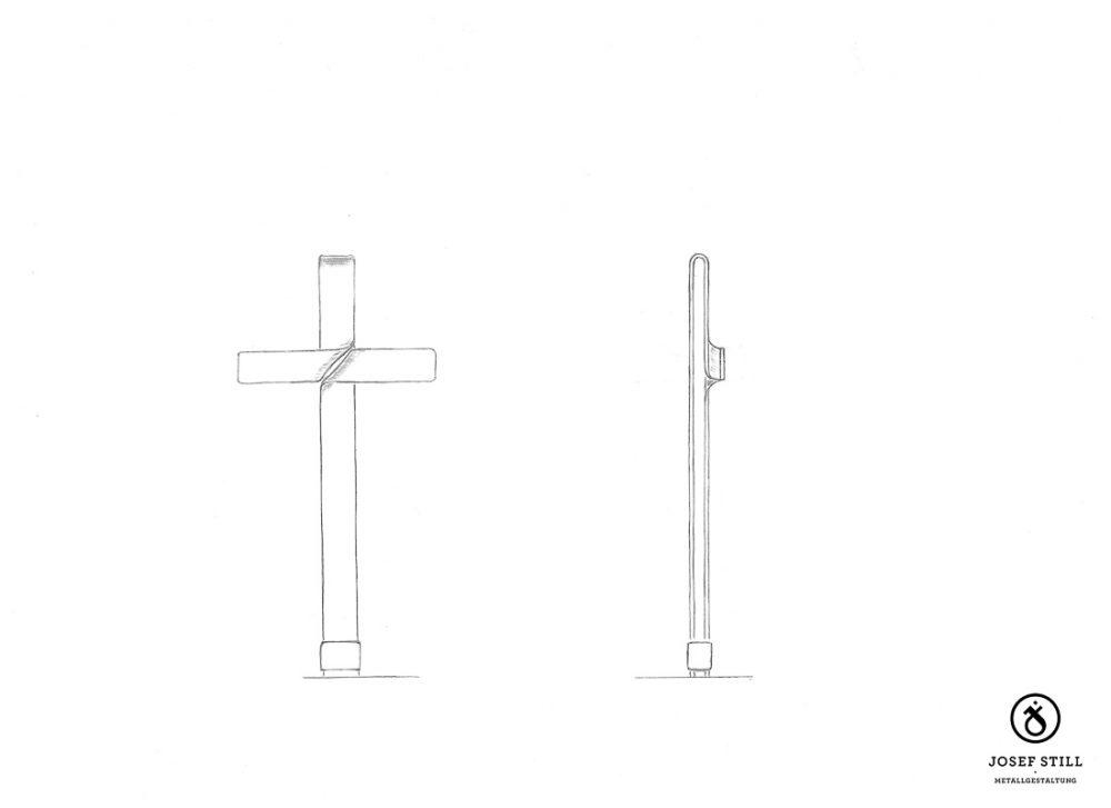 02_Skizze_Entwurf_Zeichnung_Kunstschmiede_Eisen