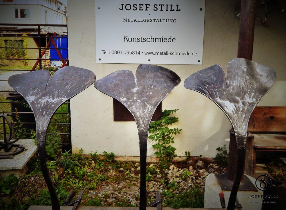 07_Grabmal_Kreuz_Rosenheim_Kunstschmiede_Eisen_Modern