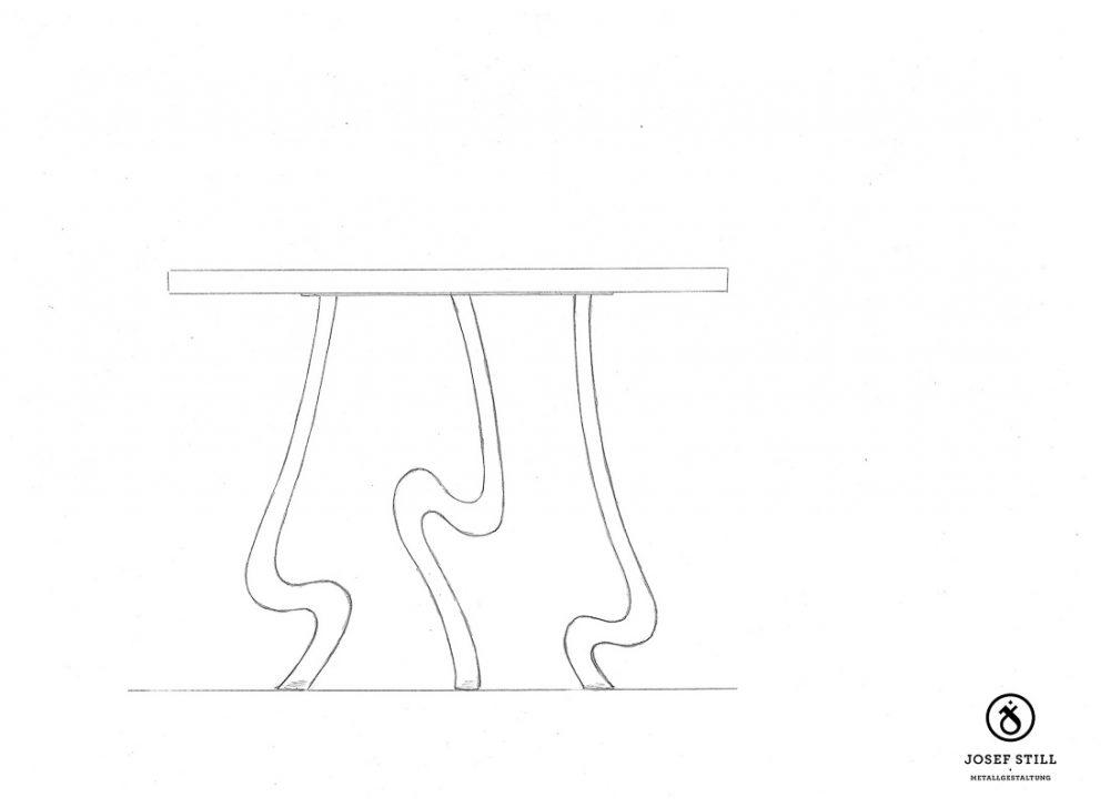 08_Skizze_Entwurf_Zeichnung_Kunstschmiede_Eisen