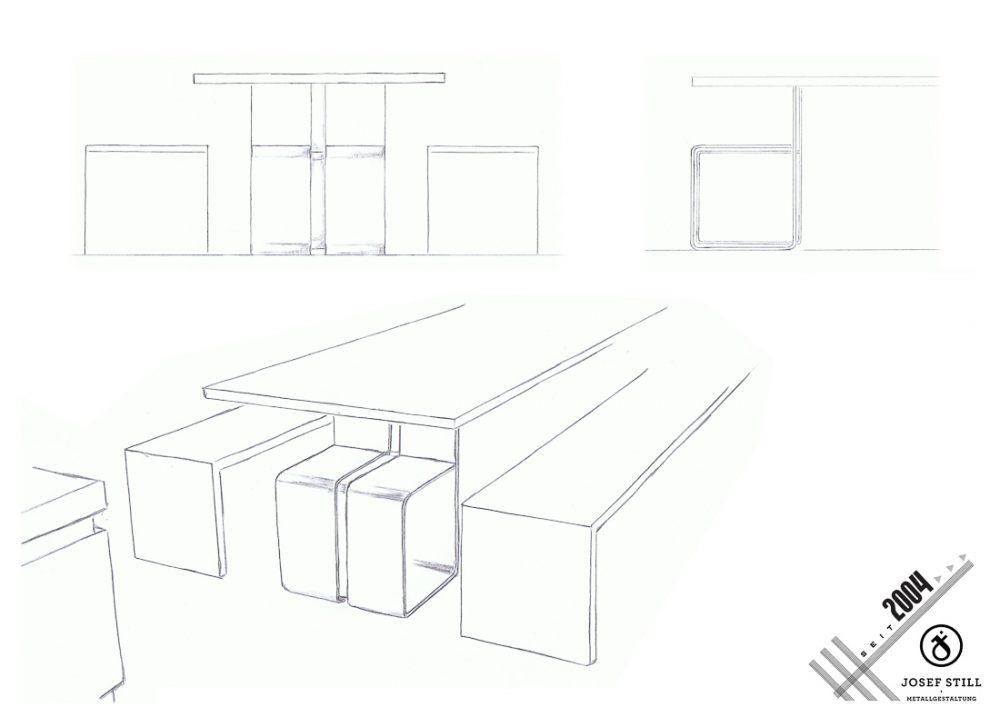 09_Skizze_Entwurf_Zeichnung_Kunstschmiede_Eisen