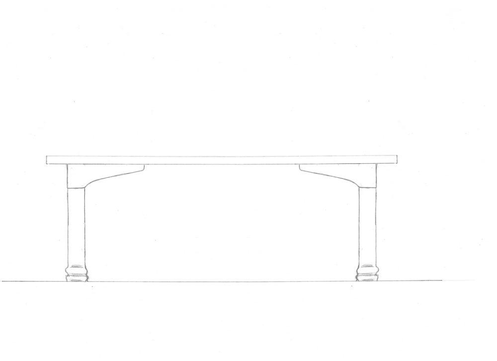 105_Skizze_Entwurf_Zeichnung_Kunstschmiede_Eisen