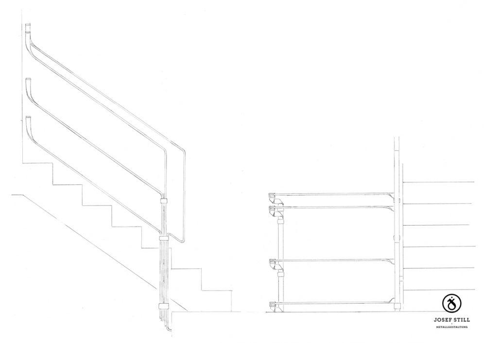 108_Skizze_Entwurf_Zeichnung_Kunstschmiede_Eisen