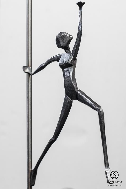 10_Skulptur_Metallkunst_Kunstschmiede_Rosenheim_Muenchen