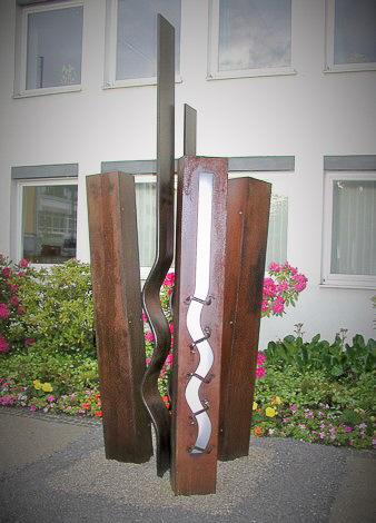 15_Skulptur_Metallkunst_Kunstschmiede_Rosenheim_Muenchen