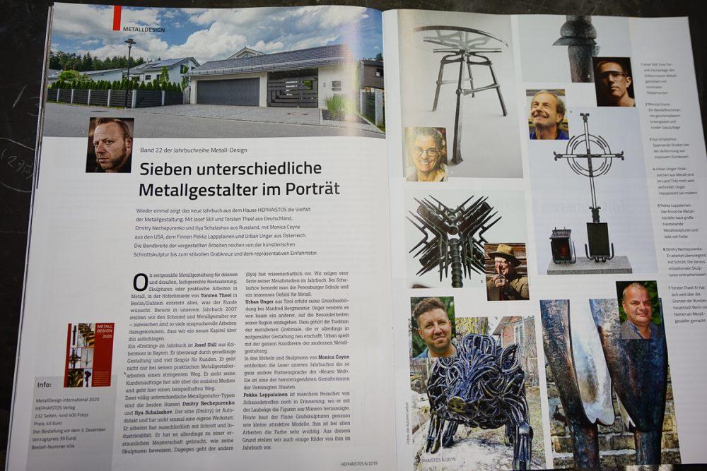 16_Bericht_Presse_Schmied_Muenchen_Kunstschmied