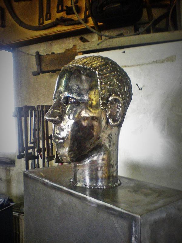 16_Skulptur_Metallkunst_Kunstschmiede_Rosenheim_Muenchen