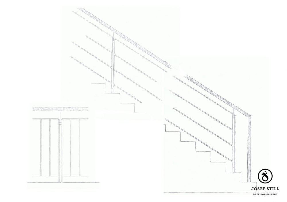 18_Skizze_Entwurf_Zeichnung_Kunstschmiede_Eisen