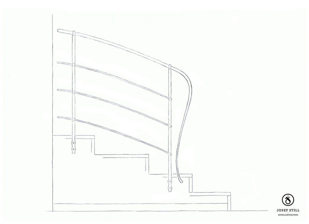 20_Skizze_Entwurf_Zeichnung_Kunstschmiede_Eisen