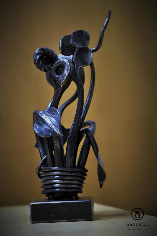 21_Skulptur_Metallkunst_Kunstschmiede_Rosenheim_Muenchen