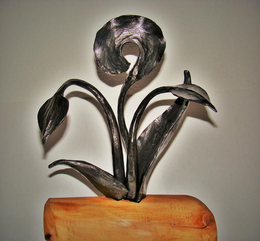 26_Skulptur_Metallkunst_Kunstschmiede_Rosenheim_Muenchen