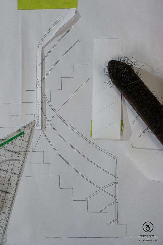 29_Skizze_Entwurf_Zeichnung_Kunstschmiede_Eisen