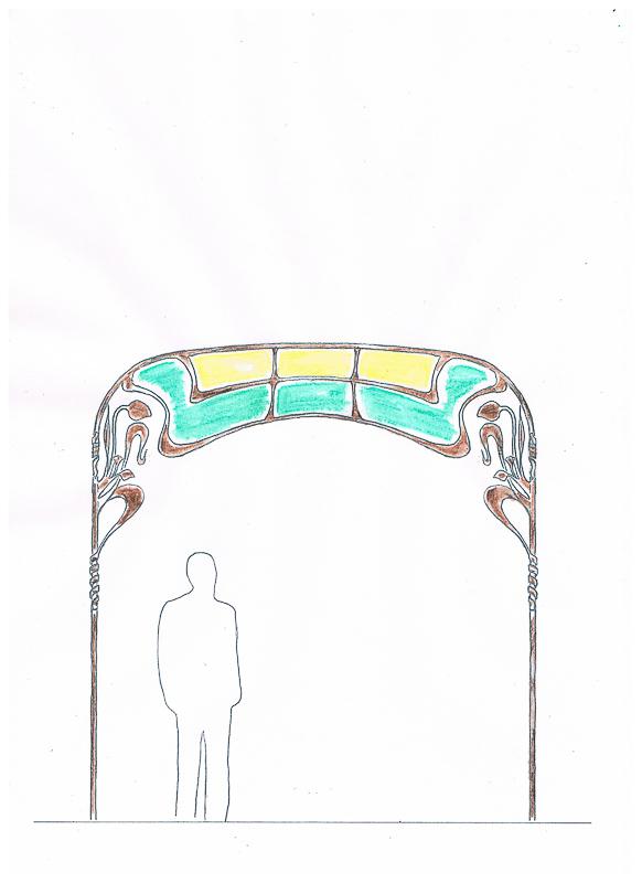 37_Skizze_Entwurf_Zeichnung_Kunstschmiede_Eisen