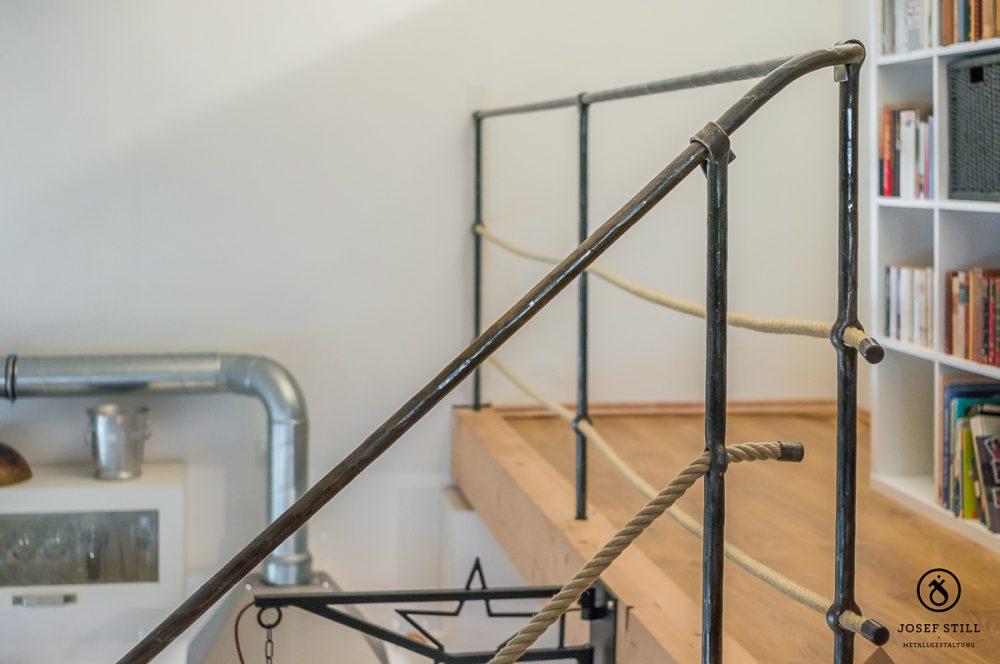 39_Gelaender_Treppe_handgeschmiedet_Muenchen_Kunstschmiede_Eisen
