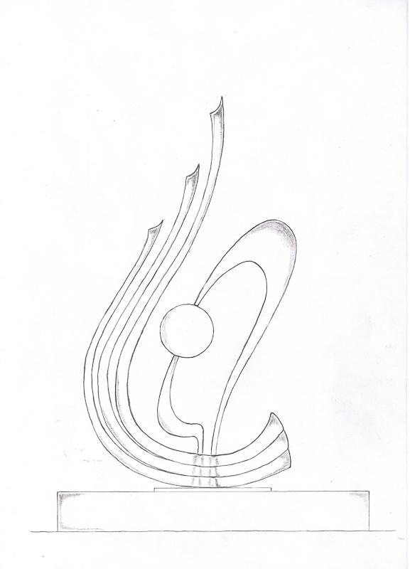 45_Skizze_Entwurf_Zeichnung_Kunstschmiede_Eisen