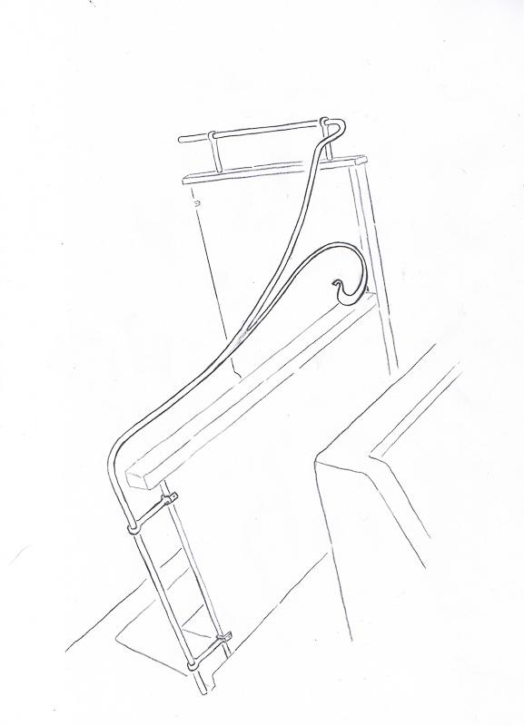 49_Skizze_Entwurf_Zeichnung_Kunstschmiede_Eisen