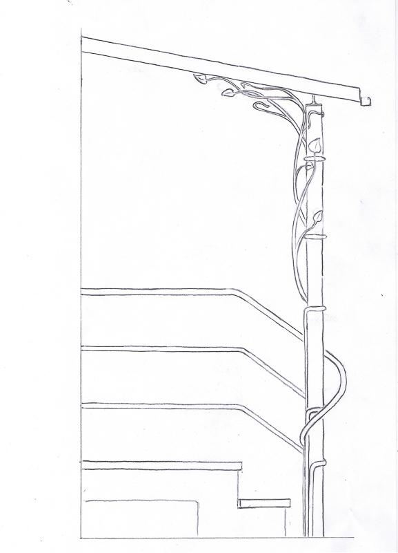 53_Skizze_Entwurf_Zeichnung_Kunstschmiede_Eisen