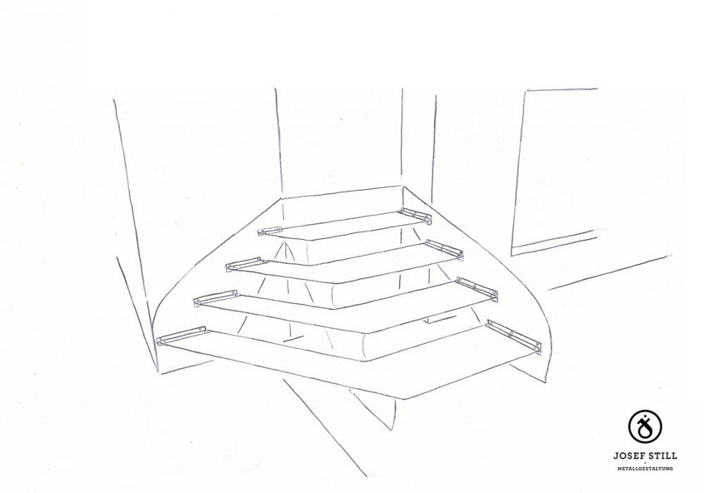 62_Skizze_Entwurf_Zeichnung_Kunstschmiede_Eisen