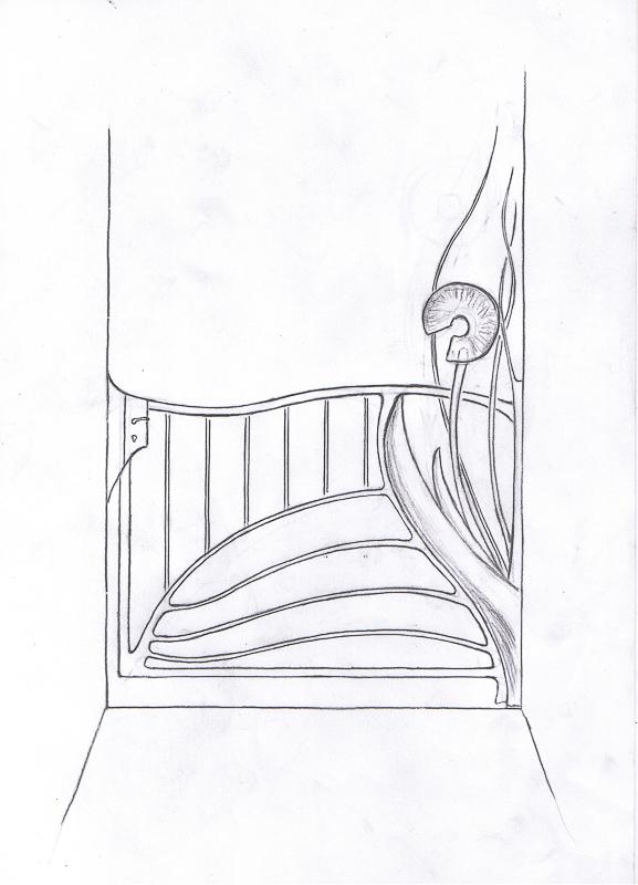 67_Skizze_Entwurf_Zeichnung_Kunstschmiede_Eisen