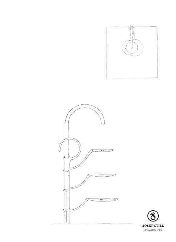 78_Skizze_Entwurf_Zeichnung_Kunstschmiede_Eisen