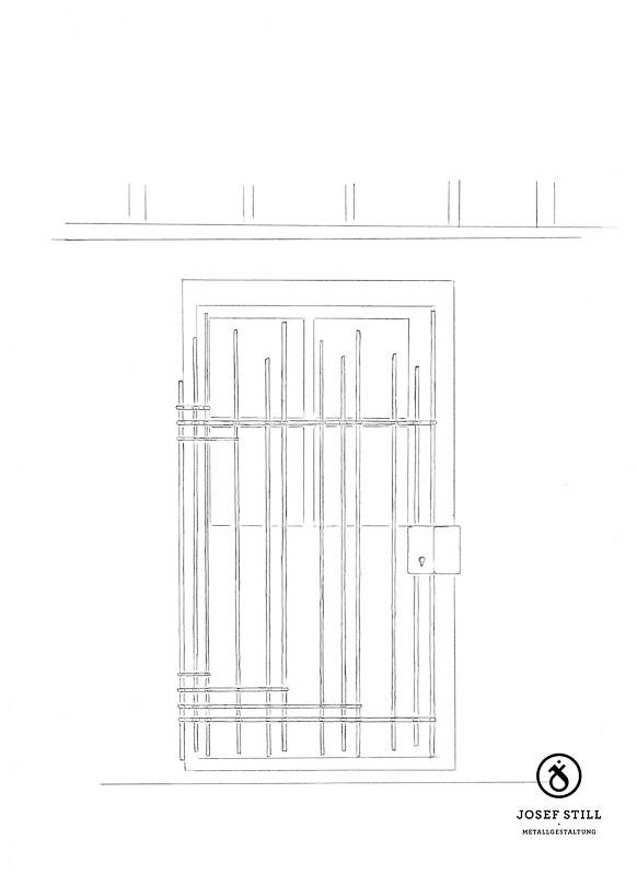 82_Skizze_Entwurf_Zeichnung_Kunstschmiede_Eisen